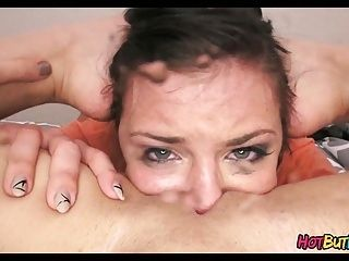 Wild Lesbians go deep in each others Pussies