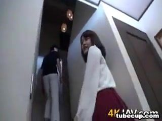 Japanese Girl Fucked By Father In Law (4)