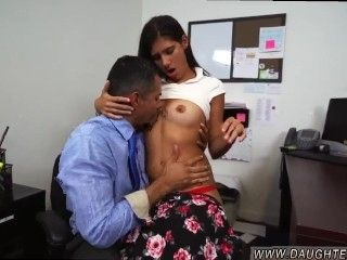 Claire's Interracial Hardcore Anal Threesome First Time Bring Your