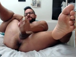 I Just Love Showing Off My Big Dick N Stroking It (2)
