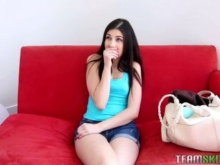 Teen Slut Is Rewarded With A Nice Creampie After A Hot Fuck