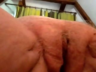 My 77 Years Old Granny : Pussy Fuck Close-Up