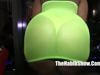 Sexy thick chocolate Ambitious Booty fucked by bbc king kreme p2 (2)