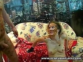 Scat Sex With Suzan And Marc