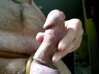 Dick Jacking Play By Open Window Sun Tanning My Penis