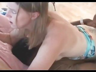She Needs Two Black Dicks To Be Satisfied