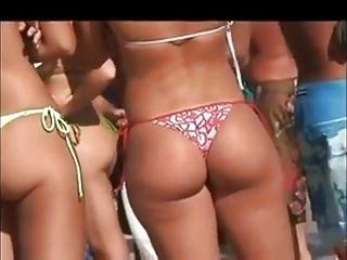 Perfect Bikini Ass