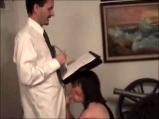 Molly Mormon Bonks And Sucks Her Pastor (3)