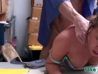 Blonde School Girl Force Entry On Her Petite Smooth Pussy Bareback