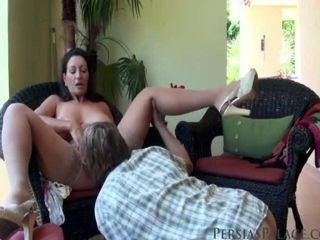 Hot Mom Shows Son The Ropes