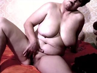 OMAHOTEL Mature BBW Omas Striptease compilation