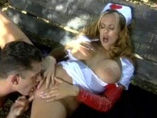 Stormy Daniels In Trailer Trash Nurses