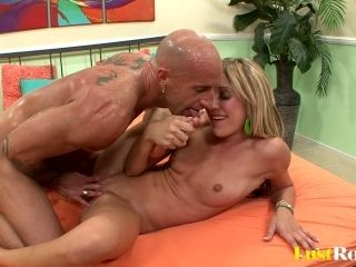 Sexy blonde Amy Brooke gets licked and fucked (2)