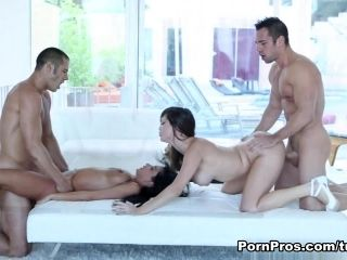 Exotic pornstar in Amazing Big Ass, Group sex adult movie