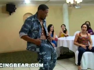 Wild CFNM Bachelorette Party with the Big Dick Dancing Bear! (db10551) (2)