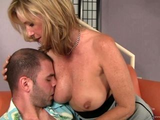 Jody West blows and gets her coochie pounded every which way