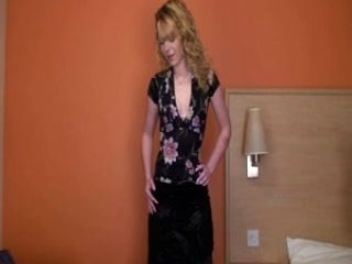 Golden-Haired Escort hotel sex service (2)