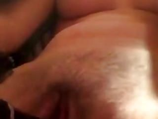 26 Years Old French Girl Hairbrush Dildoing Shaved Pussy