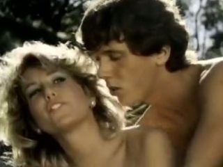 Classic porn actors Melissa Melendez Candie Evans, Tom Byron in college porn of 1970 (2)