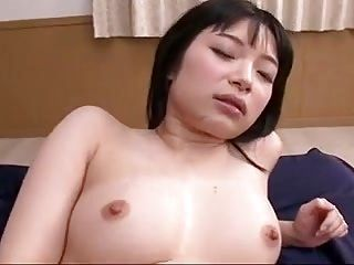two older guys pound SWEET hina maeda's PUSSY