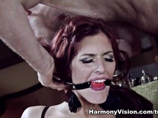 Mira in Freaky Threesome - HarmonyVision