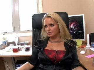 Receptionist Likes Sex At Work (3)