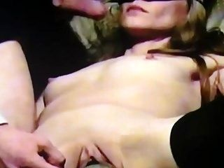 Homemade Amateur Tied Up Blindfolded Slut Insertion
