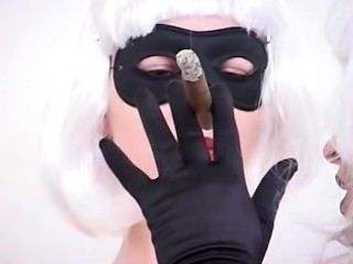 More Cigar Smoking Fetish Kink