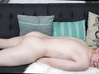 Nice Pillow Humping and Fingering