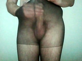 Like My Hard Pantyhose Cock