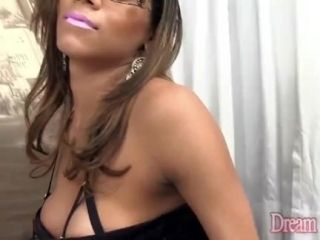 Hot Shemale Gets 2 Dicks Stuffed In Her Ass B