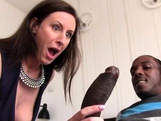 Lara Latex Quenches Her Hunger For Black Cock (2)