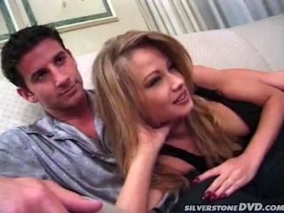Smoking hot babe Haley Jane Russell gets fucked hard