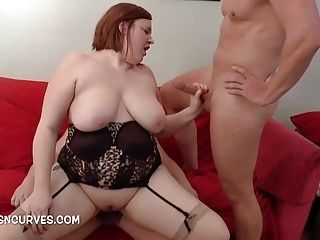 Greedy Young Bitch Using Two Men