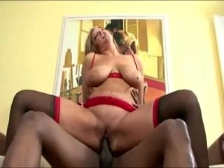 Mother I'd Like To Fuck In Hot Underware Having Interracial Sex At Home (3)