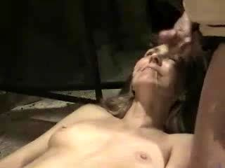 Mature Amateur Wife Just Can't Stop Masturbating Hairy Pussy