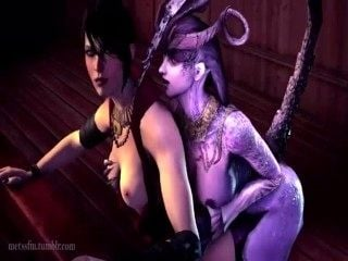 Morrigan The Wild Witch DLC