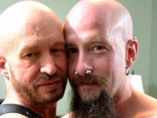 Snake Stone and Buster Boudreaux - Video - HairyAndRaw