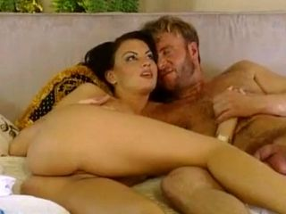 Laura Angel in bed