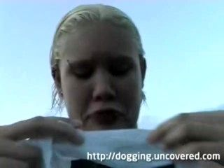 Chloe Goes Dogging