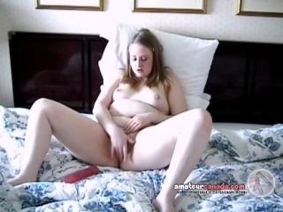 Young Thick Chubby Blonde PAWG Has Wet Pussy (3)
