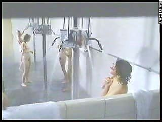 Linda Blair nude shower scene