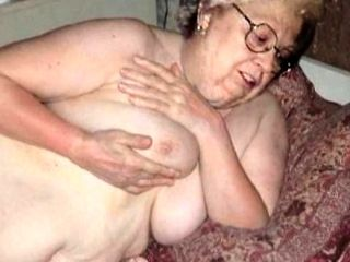 ILoveGrannY Natural Granny Pictures Compilation (4)