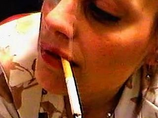 Sexy Ladies That Smoke Together On Webcam