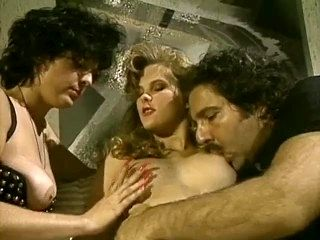 Hermaphrodite Sunset Thomas Plays With Ron Jeremy & Susan Nichols