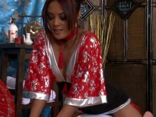 Sexy Asian Girl Kaylani Lei Pounded By Hard Cock