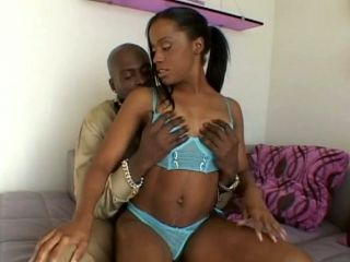 Bootyful black chick Isis Marie is confident in her cock riding abilities