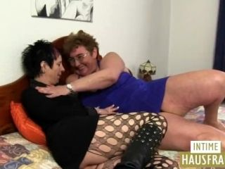 Milf with Old girl lesbo action (5)