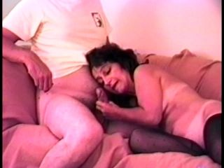 Old School Mature Amateur Hardcore Fucking In A Home Sex Tape