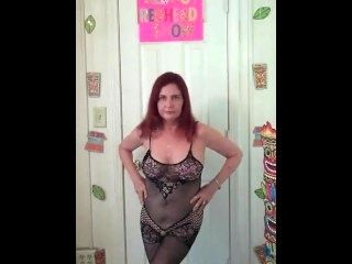 Redhot Redhead Show 7-28-2017 Pt. 2 (Lingerie Photoshoot)
